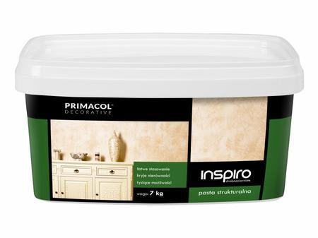 Pasta strukturalna Inspiro PRIMACOL Decorative