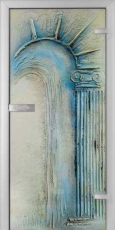 Szklane drzwi wewnętrzne Collona VILLA GLASS STUDIO