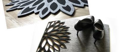 Home Variety dywany z filcu