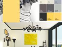 Nowy wizerunek koloru ścian – trendy Śnieżka 2014. Farby do wnętrz