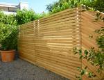 Panele ogrodzeniowe i ekrany osłonowe GEISSER - zdjęcie 1