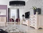 Skrzyniowe meble drewniane do salonu i innych wnętrz Queen Collection UNIMEBEL
