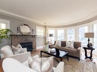 Salon w stylu klasycznym - stylowe wnętrze