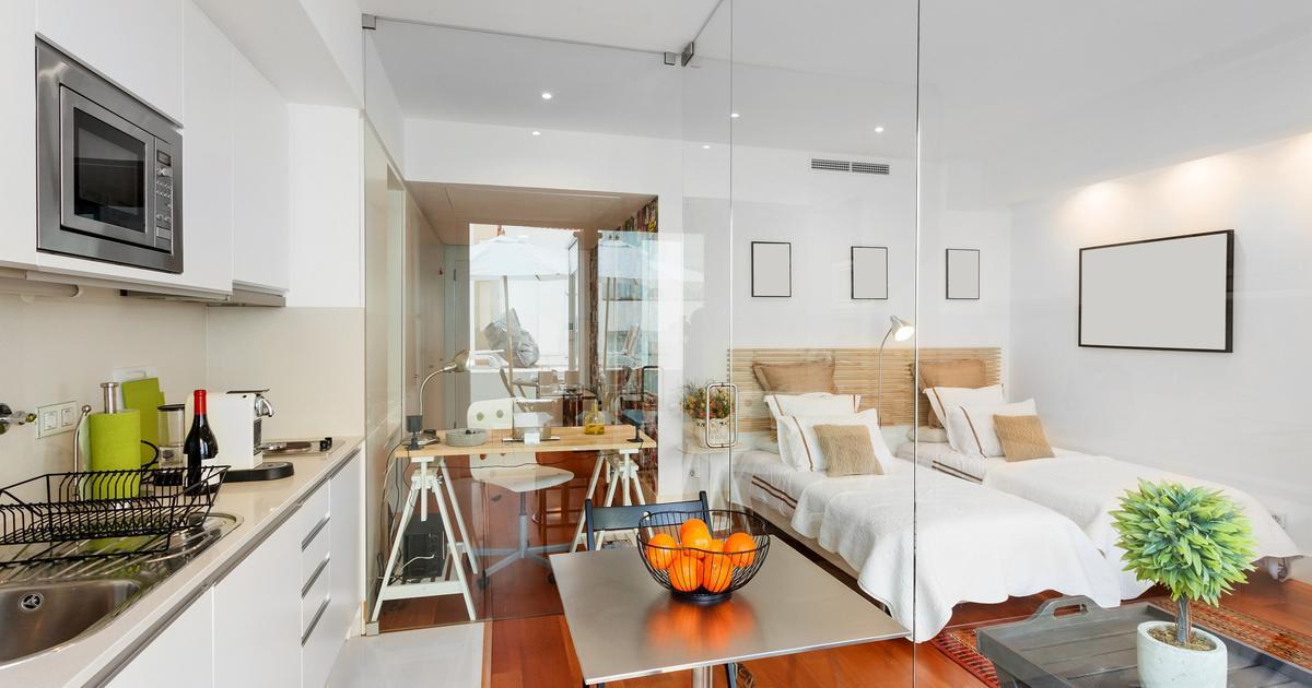 Jak Urządzić Małe Mieszkanie Pomysł Na Kawalerkę