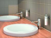Elektroniczne baterie łazienkowe – higieniczne urządzenia sanitarne