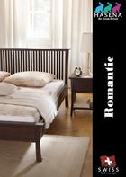 Romantic katalog Master Bed