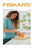 Katalog artykułów kuchennych FISKARS 2015